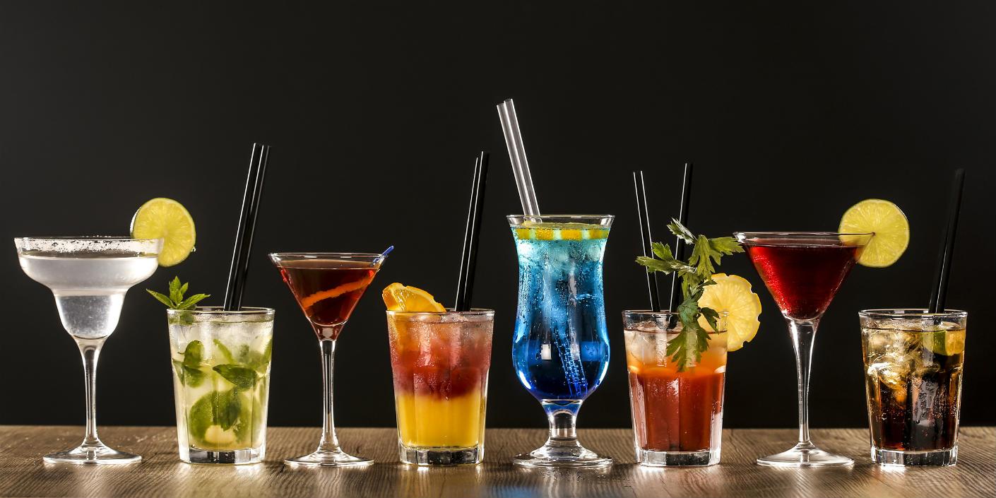 De lekkerste en verrassende cocktail recepten van Gall & Gall